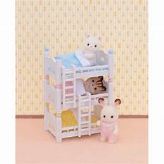 calico critters baby bunk beds