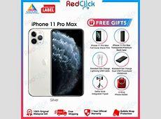 Apple iPhone 11 Pro Max (64GB/256GB/512GB) Original Apple