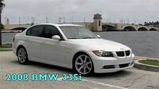 2008 Bmw 335i White Sedan Mov Youtube