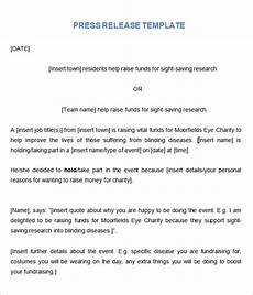Press Release Example For Event Free 15 Press Release Templates In Ms Word Pdf Google