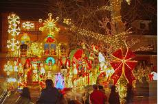 Indiana Pa Light Up Night The Best U S Neighborhoods To See Holiday Lights In 2014