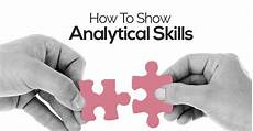 Definition Of Analytical Skills How To Show Analytical Skills In Cover Letter Cv