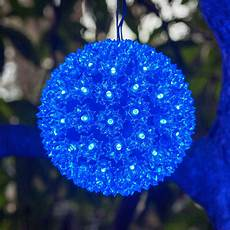 Star Sphere Lights Blue Led Starlight Sphere