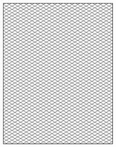 Isometric Graph Paper Free Isometric Graph Paper To Print