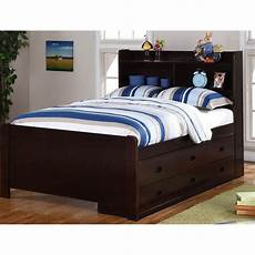 boraam captain bed with storage reviews wayfair