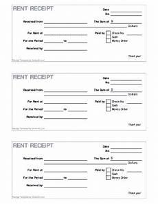rent receipt template 119 printable rent receipt template forms fillable