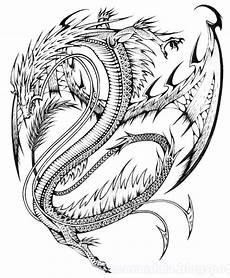 Ausmalbilder Drachen Mandala Drachen Mandala Free Free Mandala