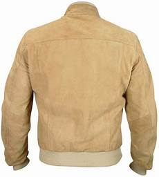 Light Brown Suede Jacket Mens Forzieri Men S Light Brown Suede Zip Jacket In Beige For