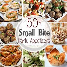 50 small bite appetizers julie s eats treats