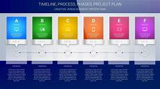 Powerpoint Project Plan Template Design Timeline Project Plan Yearly Plan Steps Process
