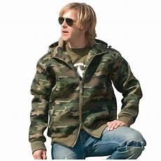 mens camo coats ladybird army windproof neoprene mens thermal jacket hooded fleece