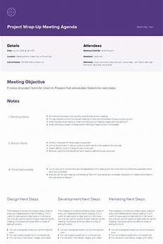 Template Of An Agenda How To Create A Meeting Agenda A Step By Step Guide Xtensio
