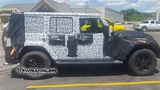 2019 jeep jl diesel 2019 jeep wrangler diesel prototype reappears great