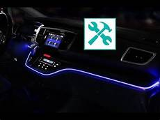 Honda Civic Dashboard Lights Out Honda Odyssey Dashboard Led Ambient Light Retrofit