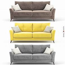 Sofa Bed 3d Image by Sofa Bed Amelie By Hoff 3d Model Max Obj Fbx