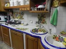 ceramica per cucina cucine le ceramiche di flo ceramiche artistiche