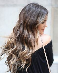partial balayage the hair trend mash