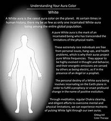 What Does Light Energy Mean How To View Your Aura From A Picture And Aura Color