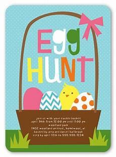 Egg Hunt Invitations Egg Hunt Easter Party Invitations Shutterfly