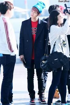 style log 131127 bts v suga and jungkook airport