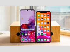 Samsung Galaxy S20 Ultra vs iPhone 11 Pro Max: Battle of