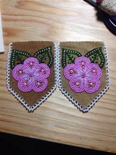 beaded glove tops by alaska beadwork beading