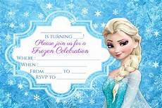 Frozen Birthday Invitations Printable Free Frozen Party Invitation Instant Download Encore