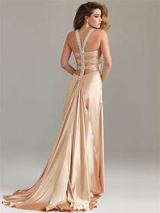 satin dresses with sleeves style