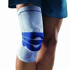 knee sleeve for bauerfeind genutrain knee brace hinge free knee braces