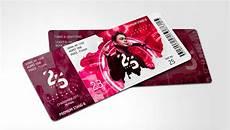 Tickets Design 30 Amazing Ticket Designs To Inspire You Event Branding