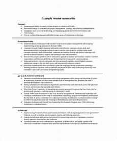 How To Write A Career Summary Pin By Arun Sharma On Hhhhh Resume Summary Resume