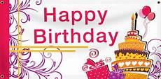 Make Happy Birthday Banner Online Free Birthday Banners Design A Custom Birthday Banner Today