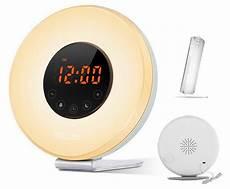 Best Wake Up Alarm Clock Light Best Deal Wake Up Light Salute Sunrise Simulator Alarm
