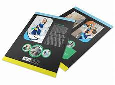 Office Cleaning Flyer Commercial Cleaning Service Flyer Template Mycreativeshop