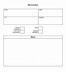 Blank Memo Form Blank Memo Template 18 Free Word Pdf Documents Download