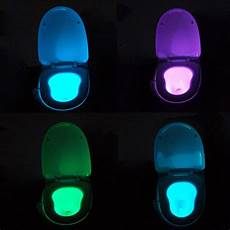 Sensor Toilet Light Led Online Buy Wholesale Led Toilet Light From China Led
