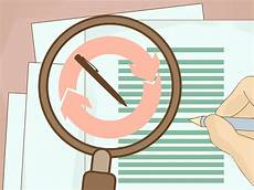 Term Paper Outline How To Outline A Term Paper With Pictures Wikihow