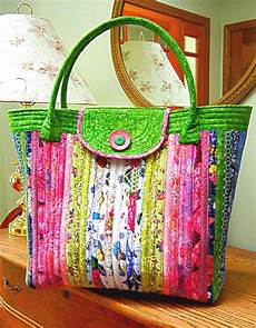 different type of fabric bag patterns craft ideas