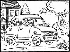Malvorlagen Thema Urlaub Auto Colouring Pages Kiddimalseite
