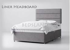 grey divan bed frame divan headboard 50