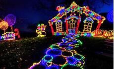 Darden Tn Christmas Lights Christmas Light Displays In The Southeast Us Travelingmom