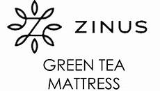 zinus green tea mattress review l zinus mattresses