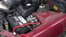 Kia Spectra Check Engine Light Kia Optima Check Engine Light P0560 Youtube