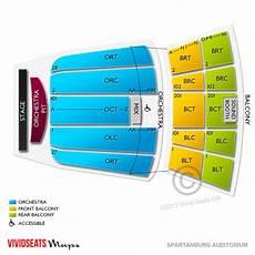 Spartanburg Memorial Auditorium Seating Chart Spartanburg Auditorium Seating Chart Vivid Seats