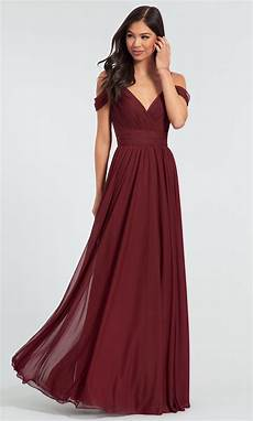 cold shoulder kleinfeld bridesmaid dress