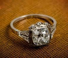 classic cushion cut engagement rings mywedding