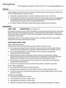 How To Make A Resume For Retail Retail Resume Example Retail Industry Sample Resumes
