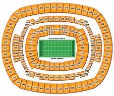 Metlife Virtual Seating Chart Virtual Seating Chart Of Metlife Stadium