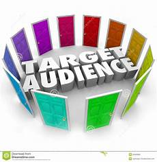 Another Word For Target Audience Target Audience Doors Customers Readers Grow Your Business