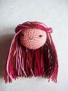 free amigurumi doll hair tutorial a simple abby s